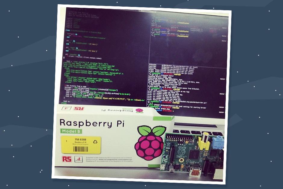 Raspberry PiとノートPCを繋げよう